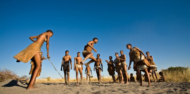 Bushmen-Dance-Art